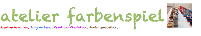 Atelier Farbenspiel Malkurse Hamburg